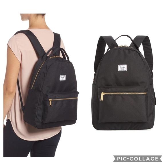f1c499e5c2e Herschel Supply Company Handbags - Herschel Nova Mid Volume Backpack
